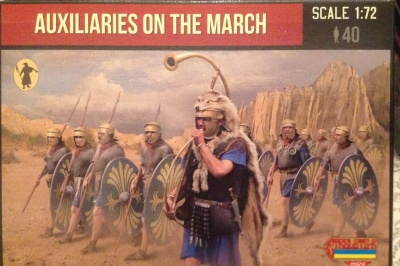 M125 Roman Auxiliaries on the March