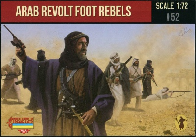 M127 - WWI Arab Revolt Foot Rebels