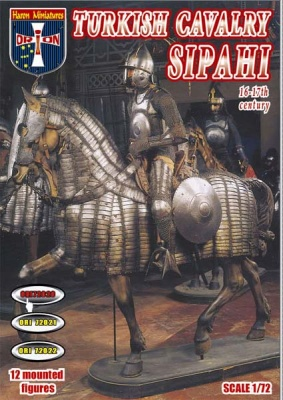 ORION 72020 Turkish Cavalry (Sipahi) 16-17