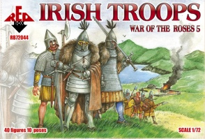 RB72044 War of the Roses 5. Irish troops