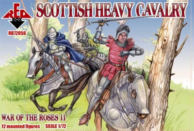 RB72056        War of the Roses 11. Scottish Heavy Cavalry