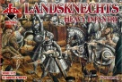 RB72063        Landsknechts (Heavy Infantry)  16th century