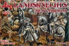 RB72068 Landsknechts Heavy Pikemans 16th century