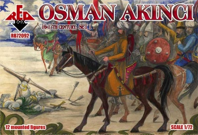 RB72092 Osman Akıncı 16-17 cent. Set 1