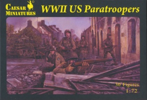 SETH 076 WWII US Paratroopers