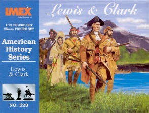 Set 523  Lewis and Clark