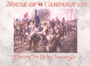 Set 62 E.C.W. English Civil War Command