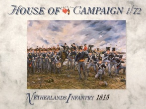 Set 66  Netherlands Infantry 1815