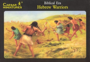 Set H014  Hebrew Warriors