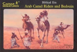 Set H023  Arab Camel Riders and Bedouin