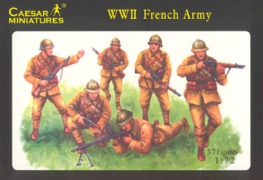 Set H038  WWII French Army