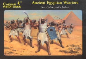 Set H047  Ancient Egyptian Warriors
