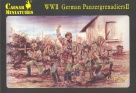 Set H053  WWII German Panzergrenadiers II