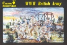 Set H055  WWII British Army
