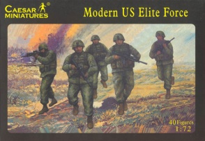 Set H058  Modern US Elite Force