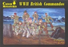 Set H073  WWII British Commandos