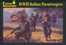 Set H075  WWII Italian Paratroopers