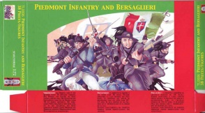 TL0006  Piedmont Infantry and Bersaglieri