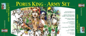 TL0008  King Porus' Army