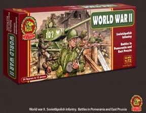 "Новинки фирмы ""Ultima Ratio"" UR003-WWII-Soviet-Polish-infantry-big-3318-041"