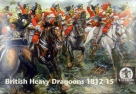 WATERLOO 1815 :  AP053 British Inniskillings Heavy Dragoons 1812-15