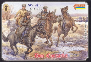 WWI 059 Don Cossacks