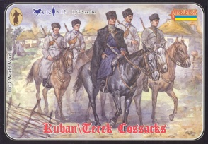 WWI 073 Kuban Cossacks