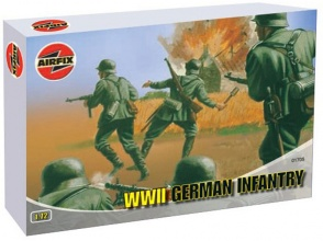 01705 - WWII German Infantry