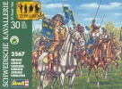 02567	Thirty Years War Swedish Cavalry