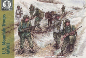 031 WWII US Mountain Troops