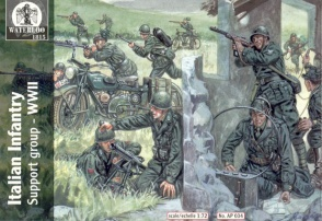 034	World War II Italian Infantry Support Group
