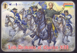 044Lieb-Drabants of Charles XII