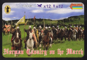 070 Norman Cavalry on the March
