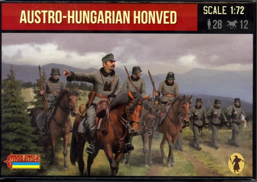 074 Austro-Hungarian Honved Cavalry WWI