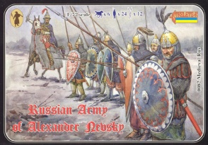 082 Russian Army of Alexander Nevsky