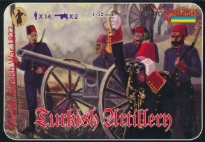 111 Turkish Artillery 1877