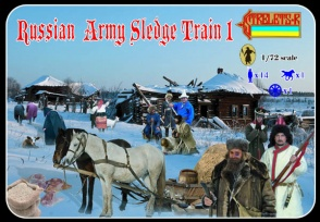 135 Napoleonic - Russian Army Train 1