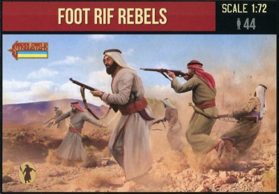 185 Foot Rif Rebels - RIF WAR