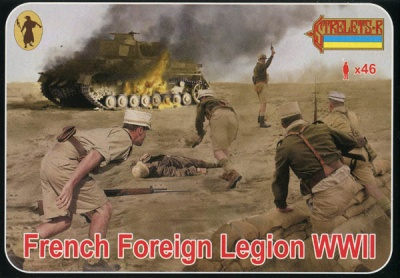 187 French Foreign Legion WWII