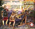 2017. ROMAN SIEGE TROOPS.