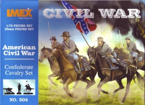 504 Confederate Cavalry