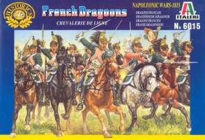 6015Napoleonic French Dragoons