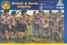 6058Napoleonic British and Scots Infantry