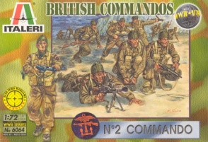6064	World War II British Commandos