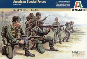 6078Vietnam War American Special Forces