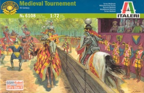 6108 -  MEDIEVAL TOURNAMENT