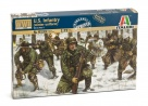 6133 - scala 1 : 72 U.S.Infantry (Winter Unif.)