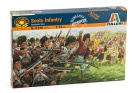 6136 - Napoleonic Scots Infantry - Waterloo 1815