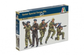 6169  Soviet Special Forces 80s