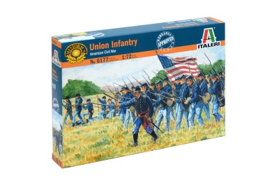 "6177 Union Infantry ""American Civil War"""